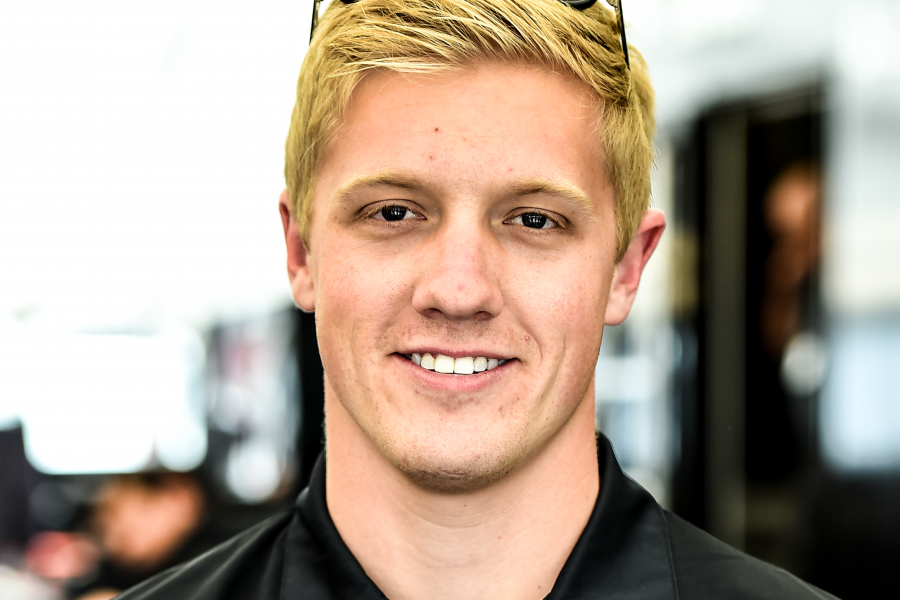 Spencer Pigot Joins Ed Carpenter Racing Diver Line-Up