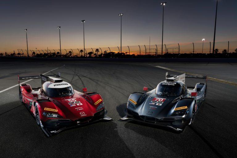 Mazda Prototype Driver Lineup