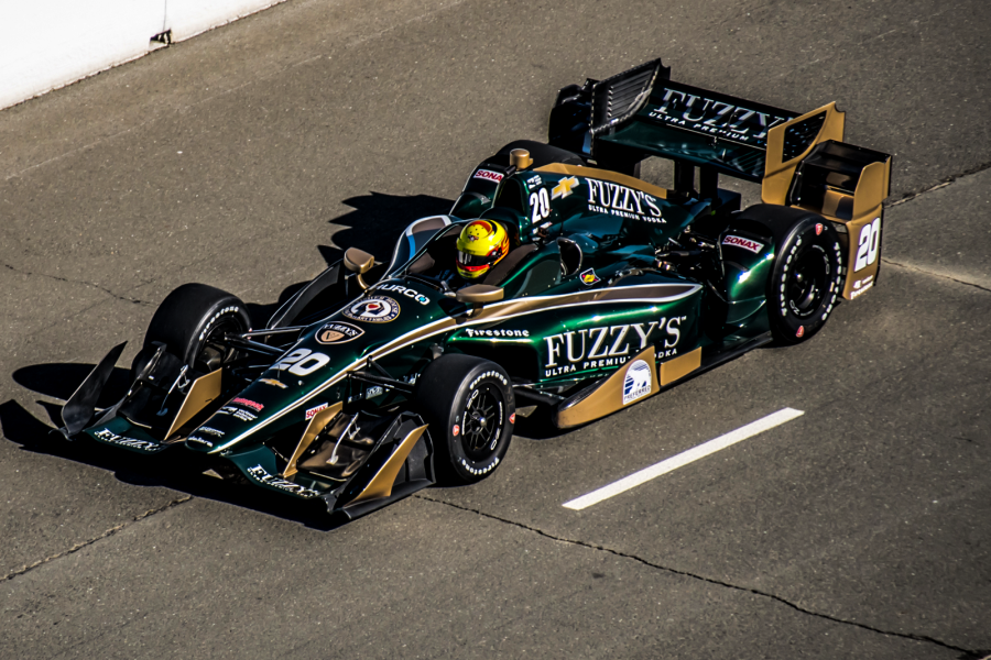 Spencer Pigot Named As Road And Street Course Driver For Ed Carpenter Racing