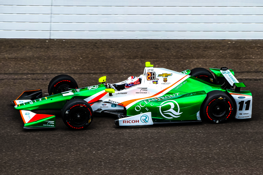 Juncos Racing to Run Pigot In 101st Running Of Indianapolis 500