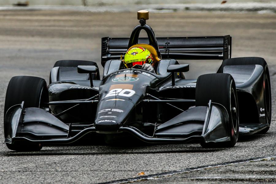 Ed Carpenter Racing Elevates Spencer Pigot To Full-Time For 2018 INDYCAR Season