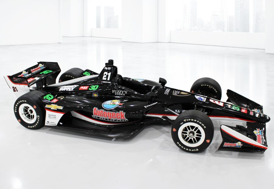 Autogeek.com to Sponsor Spencer Pigot at Firestone Grand Prix of St. Petersburg