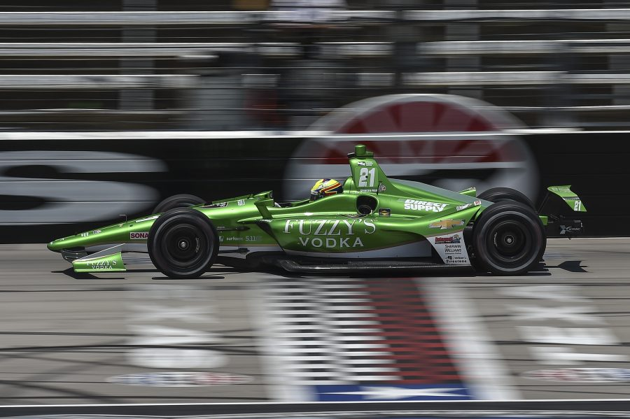 Hard-Fought 11th Place for Pigot in Texas