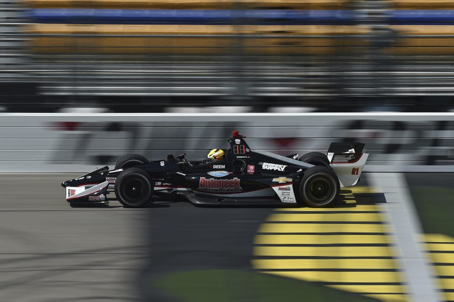 Pigot Extends ECR's Streak of Top 5 Finishes at Iowa Speedway