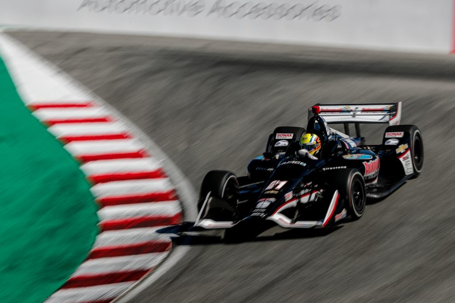 Checkered Flag Falls on Pigot's 2019 NTT IndyCar Series Season